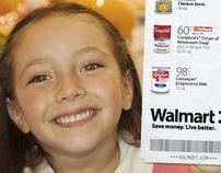 Walmart Retail Print Ads
