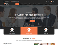 Jalil- Responsive Multupurpose html template
