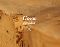 Cora Studio Desk