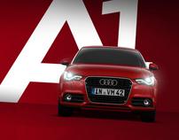 Audi A1 – launch campaign