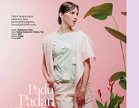 Fashion Spread Katini Magazine April 2017