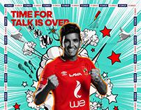 Ahly VS Zamalek - March 2019