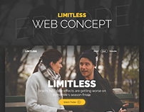 CBS | Limitless Episode - Web Concept