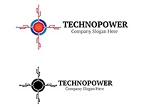 Technopower Logo