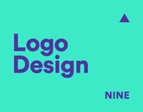 Logo Design NINE