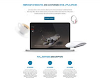 Enigmaz Web Page Design