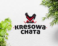 KRESOWA CHATA restaurant branding