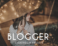 Free Blogger Lightroom Presets