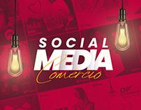 SOCIAL MEDIA - Lojas Prático