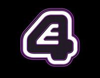 E4 T.V Sting