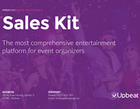 Upbeat Sales Kit