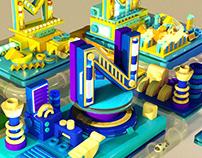國立海洋科技博物館-識別系統設計