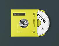 CD Envelope Mock-up