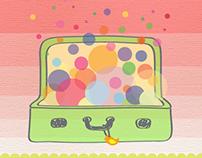 Nid de Petits - Email Marketing e Ilustrações