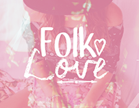 {Identidade Visual} Folk Love
