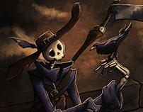 Reaper - Character design