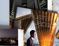 Australia–Japan — Book design