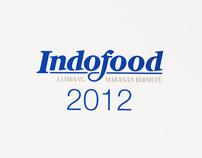 Indofood Calendar 2012