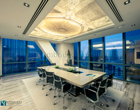 Interior Design Dubai - Emerald Office, Dubai, UAE
