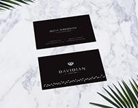 Davidian Jewellery Branding