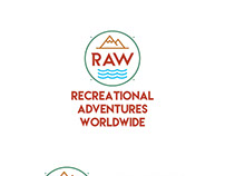 Logo designed for a adventure tourism company.