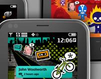 Nokia Mobile Interface Design