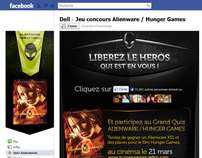 Dell - Jeu Concours Alienware/Hunger Games