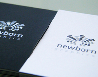 newborngraphics business cards