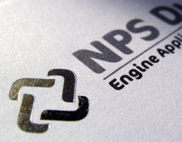 NPS Diesel | logo & stationary design
