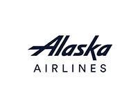 Alaska Airlines Brand Update
