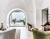Living room with a view _ Pantelleria Island _ Sicily