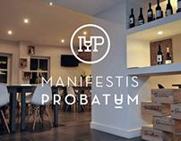 Manifestis Probatum – Winebar