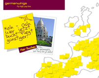 Germanwings – Web Special (Concept)