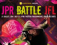 La battle JPR