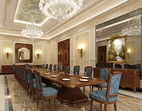 Classical Dining Rooms