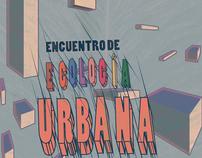 Ecología Urbana afiche