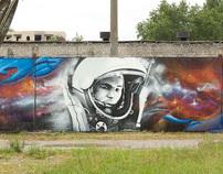 Wall art painting