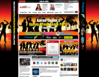 Home Page Takeovers - Clear Channel