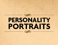 Personality Portraits
