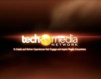 Tech Media Network Open Animation