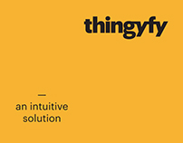 Thgfy | Explainer video & Identity