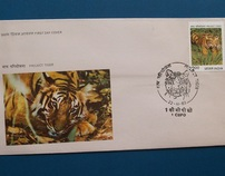 Rare Indian first day postage covers