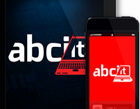 AbcIT - Corporate identity & Website design
