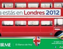 Afirme Campaña Londres 2012