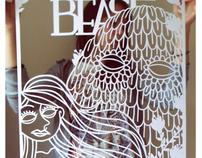 The Beast / Découpage papier