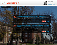 University X Prototype WebApp Extensions (2014)