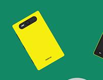 Lumia 820 minimal