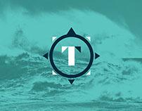 Tide Trends - Branding