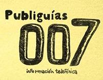 Publiguías - 007