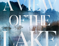 Book cover design - A View of the Lake